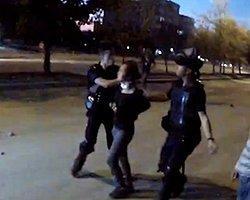 Polis: 'Direnirse Kolu Kırılır Bu Kadar Basit'
