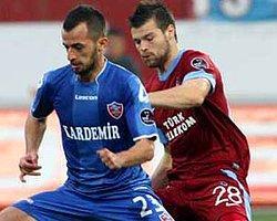 Trabzonspor - Karabükspor 13. Randevu