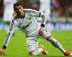 Ronaldo G.Saray Karşısında Şüpheli