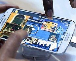 Galaxy S5'Te İphone Etkisi!