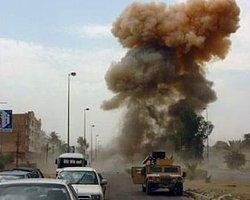 Irak'ta Cuma Namazında Patlama