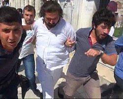 Fatih Camii'nde Provokasyon Girişimi