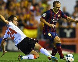 Sevilla Zorlu Barça Deplasmanında