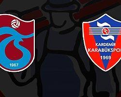 Trabzonspor-Karabükspor