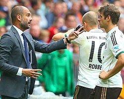Guardiola'dan Bundesliga Yorumu