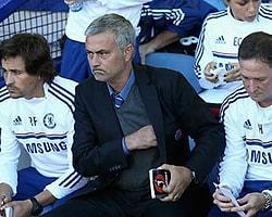 """Mourinho: """"Kazanmayı Hak Eden Bizdik"""""""