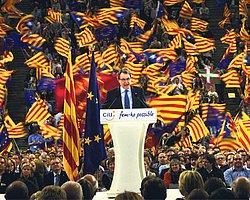İspanya'dan Katalonya'ya Müsaade Yok