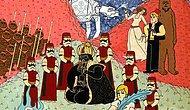 Hollywood Filmleri Osmanlı Minyatürlerine Dönüşürse