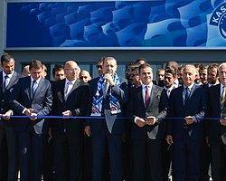 Başbakan Kemerburgaz Tesisini Açtı