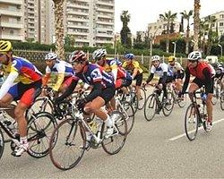 Bisiklet Şampiyonası Aksaray'da Başladı