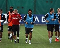 Beşiktaş'ta Antalyaspor Maçı Hazırlıkları