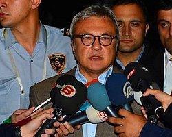 Şükrü Ergün'den Sert Tepki!