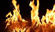 Burdur Öğrenci Yurdunda Yangın Çıktı