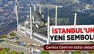 Çamlıca Camii 2015'Te Hizmete Girecek