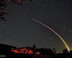 ABD'nin 'Gizli' Kargosu Uzaya Fırlatıldı