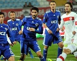 Antalya'da 2 Gol 2 Kırmızı Kart