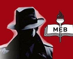 MEB'ten Fişleme Açıklaması