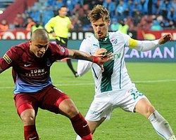 Trabzonspor'un Konuğu Bursaspor