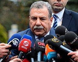 Muammer Güler'in Sofya Programı İptal Edildi