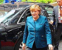 3'Üncü Merkel Hükümeti Bugün İşbaşında