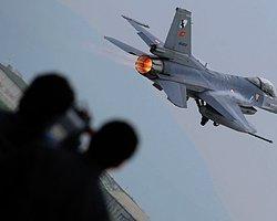 TSK: F-16'lar Suriye Sınırına Gönderildi