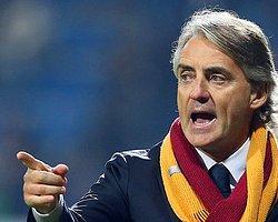 Mancini'den Transfer Açıklaması