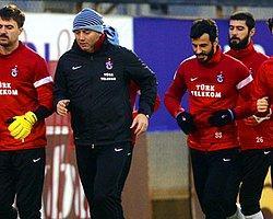 Trabzon'da Derbi Hazırlığı