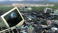 Dünya giderek elektronik çöplerle doluyor