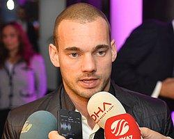 "Sneijder: ""Burada Mutluyum"""