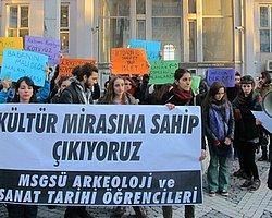Mimar Sinan Öğrencileri: 'Lahtime Dokunma'