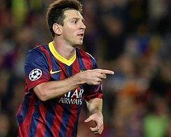 İşte Messi'nin Tek İsteği