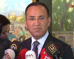 Başbakan Yardımcısı Bozdağ: ''Suç Duyurusunda Bulunuyorum''