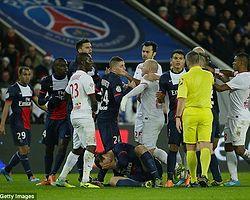 Ibrahimovic'i Tokatladılar