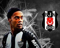 """""""Ronaldinho İle Resmi Görüşme Yok"""""""