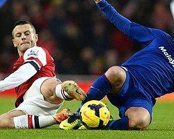 Arsenal yeniden lider