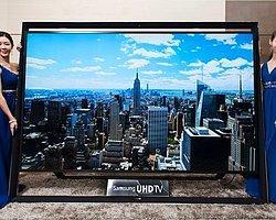 110 İnç 4K Tv!