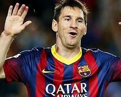 Messi 2 Ay Aradan Sonra Formasına Kavuşuyor