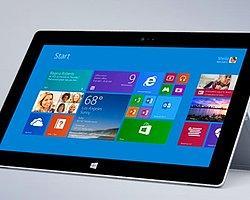 Microsfot'un Tableti Kullanıcıları Çıldırttı!