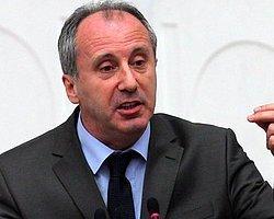İnce'den Mecliste Yine Çok Sert Konuşma