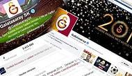 Galatasaray Dünyanın En Çok Takip Edilen 3. Kulübü
