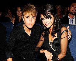 Justin Bieber ile Selena Gomez Barıştı