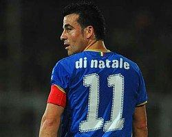 Antonio Di Natale Futbolu Bırakıyor!