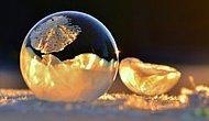 -9°C'de Sabun Köpükleri Nasıl Görünür?