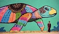 2013'ün En İyi 40 Sokak Sanatı Örneği
