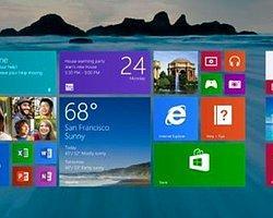 Windows 9, 2014 Sonunda Görücüye Çıkacak