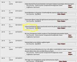 Ailesi veya sözleri ile ilgili önerge özetlerinin hiçbirisinde Başbakan Erdoğan'ın adı yazılmıyor