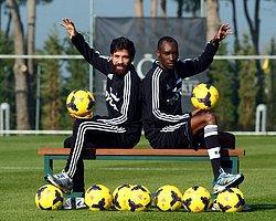 """""""Ronaldinho Büyük Bir Futbolcu, Burada Olsaydı İyi Olurdu"""""""