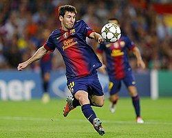 Messi'nin Sırrı Ortaya Çıktı