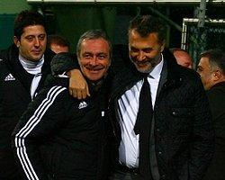 Beşiktaş, Başkan Destekli Çalıştı