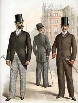 Мода 20х Десятилетие перемен  Casual